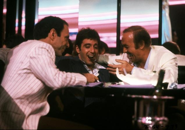 F. Murray Abraham, Al Pacino, Robert Loggia