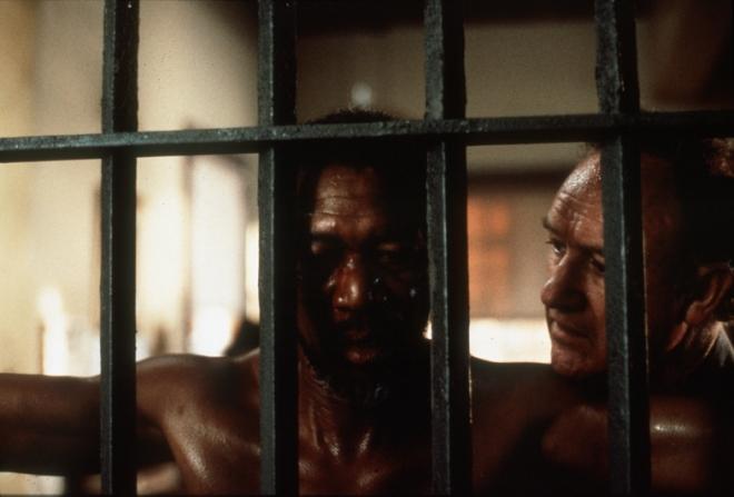 Morgan Freeman, Gene Hackman