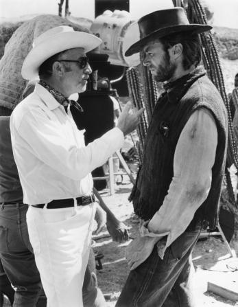 Don Siegel, Clint Eastwood