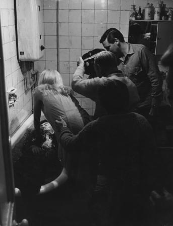John Fraser, Catherine Deneuve, Roman Polanski, Alan Hall
