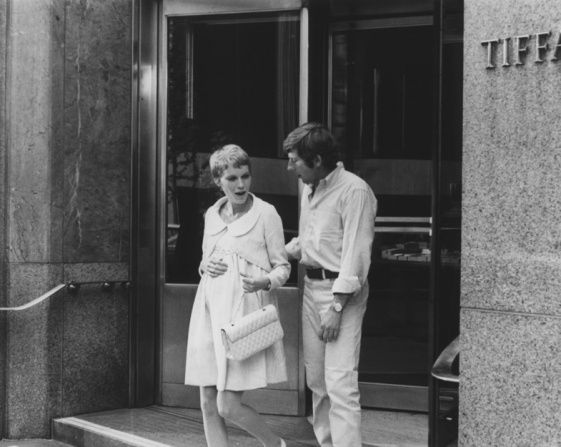 Mia Farrow, Roman Polanski