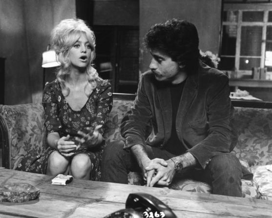 Goldie Hawn, Paul Michael Glaser