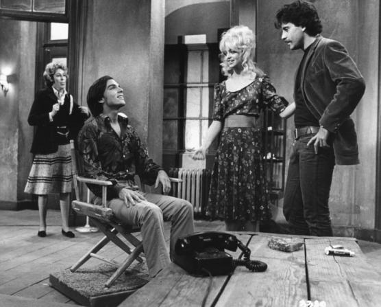 Paul Michael Glaser, Edward Albert, Goldie Hawn