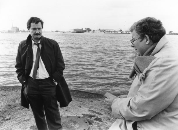 Richard Griffiths, Jim Broadbent
