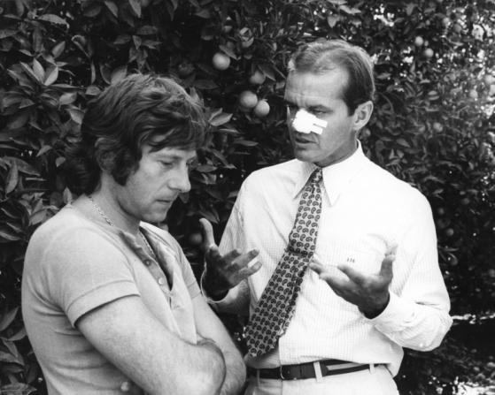 Roman Polanski, Jack Nicholson