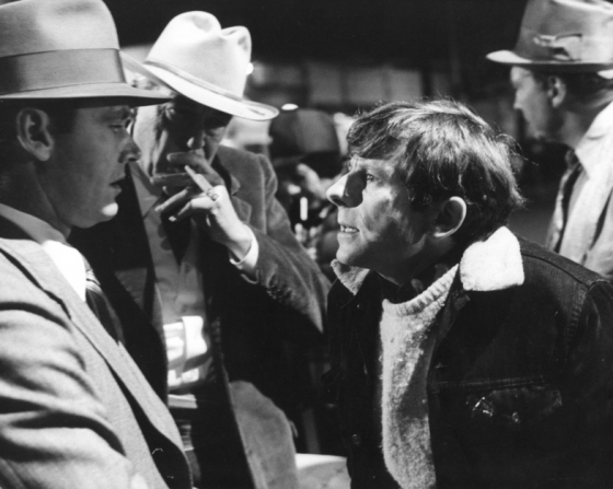 Jack Nicholson, John Huston, Roman Polanski
