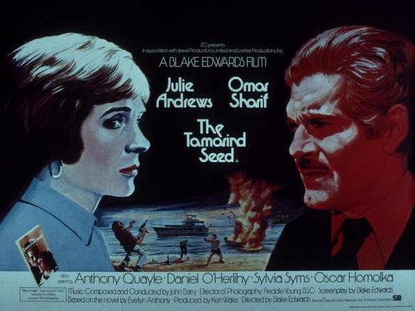 Julie Andrews, Omar Sharif
