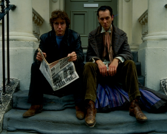 Richard E. Grant, Paul McGann