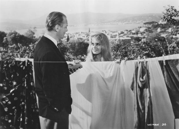 Curd Jürgens, Brigitte Bardot