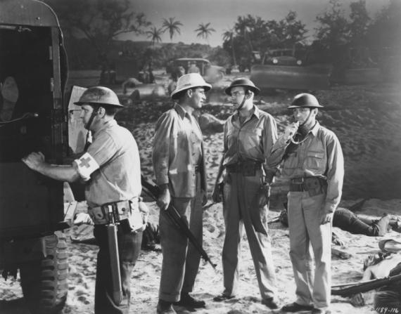 John Wayne, Dennis O'keefe