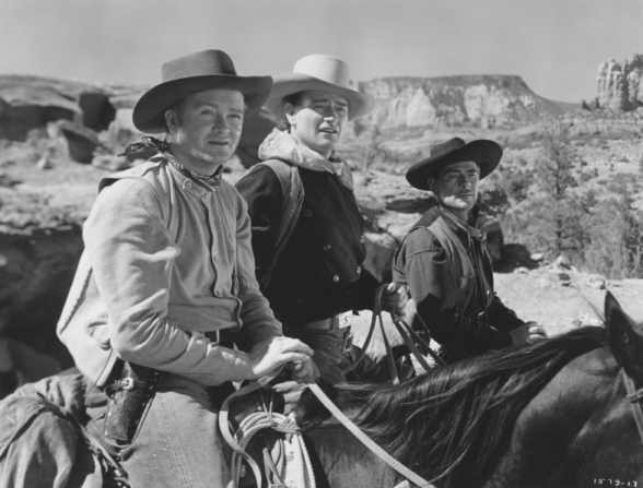 Lee Dixon, John Wayne
