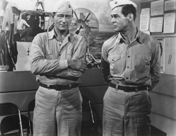 John Wayne, Robert Ryan