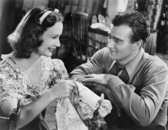 Sigrid Gurie, John Wayne