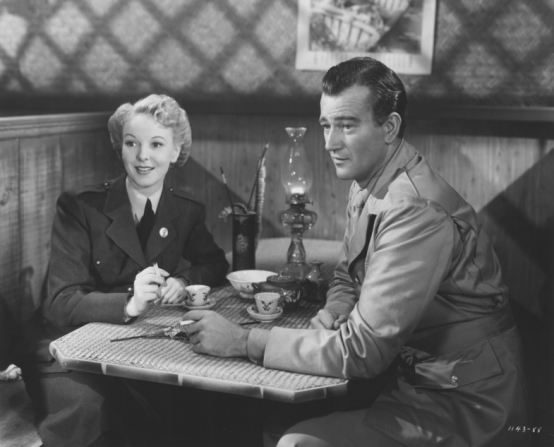 Anna Lee, John Wayne