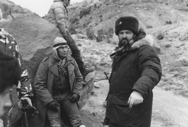Patrick Swayze, John Milius