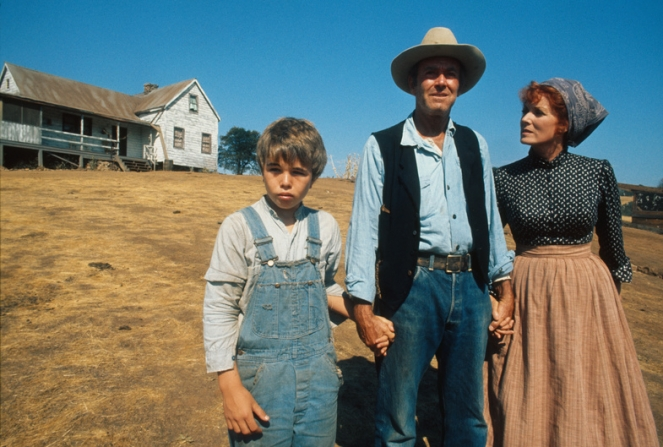 Clint Howard, Henry Fonda, Maureen O'Hara