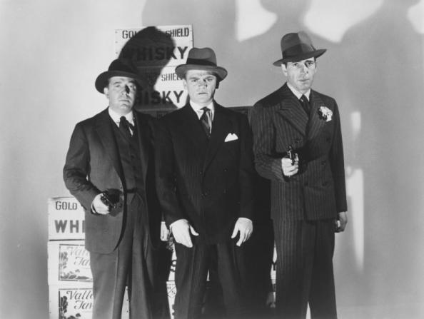 James Cagney, Humphrey Bogart, Frank Mchugh