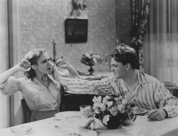 Mae Clarke, James Cagney