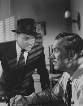 James Cagney, Ward Bond