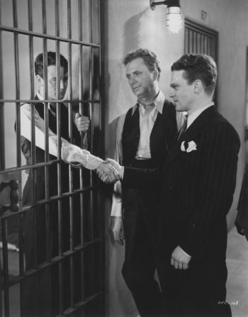 Lew Ayres, James Cagney