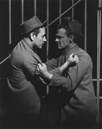 George Raft, James Cagney