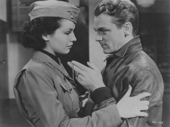 June Travis, James Cagney