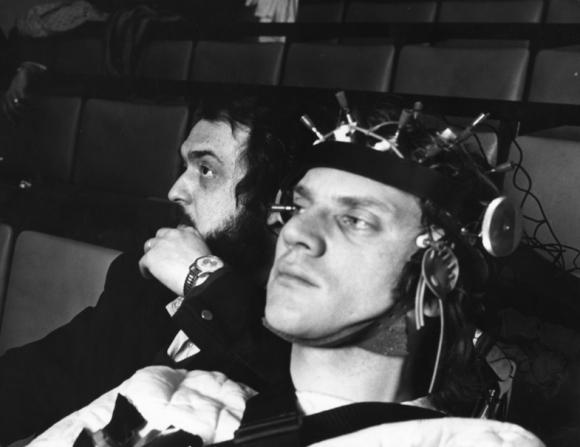 Stanley Kubrick, Malcolm McDowell