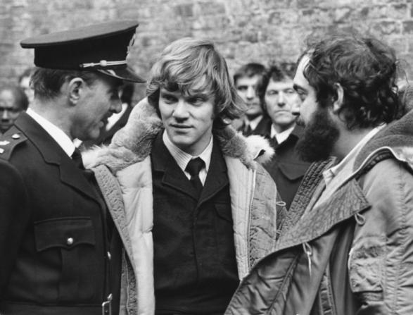 Malcolm McDowell, Stanley Kubrick