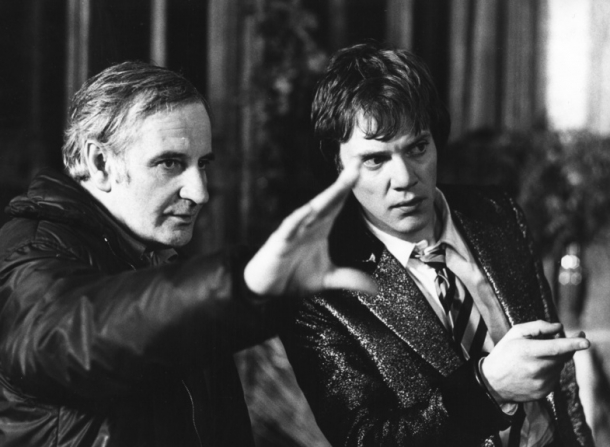 Lindsay Anderson, Malcolm McDowell