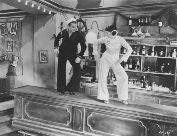 James Cagney, Ruby Keeler