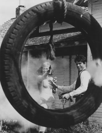 Faye Dunaway, Warren Beatty
