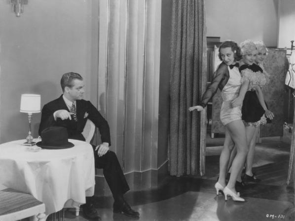 James Cagney, Ann Dvorak