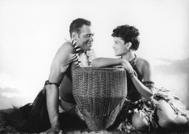 Paul Robeson, Nina Mae Mckinney