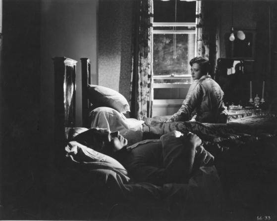 Oscar Homolka, Sylvia Sidney
