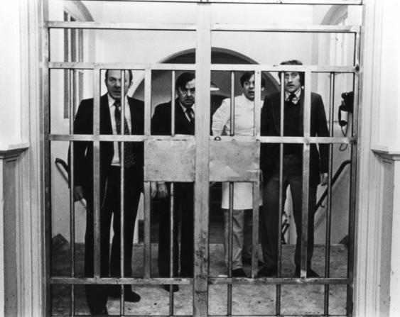 John Judd, Bill Dean, Ian Liston, Philip Jackson