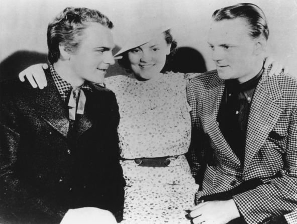 James Cagney, Jeanne Cagney, William J. Cagney