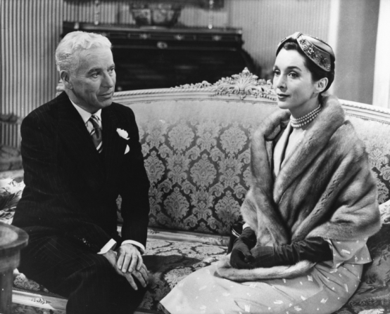Charles Chaplin, Maxine Audley