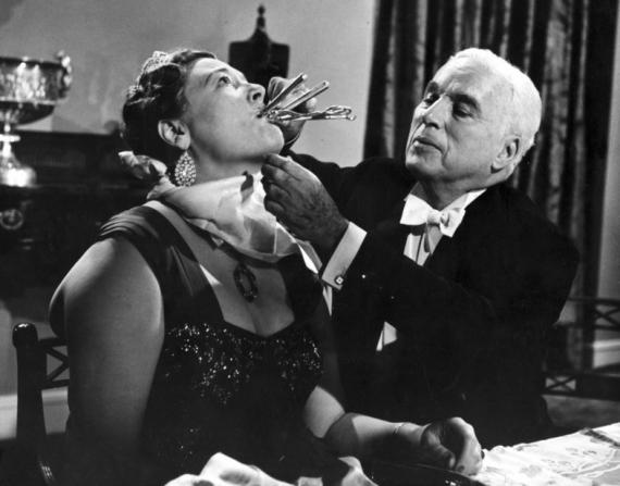 Joan Ingram, Charles Chaplin