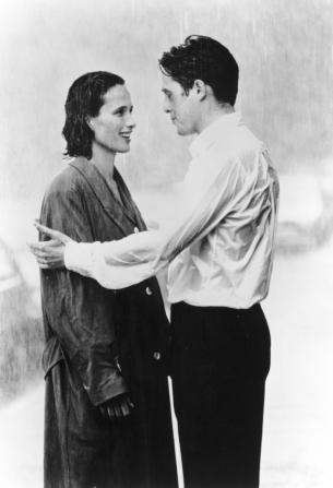 Andie Macdowell, Hugh Grant