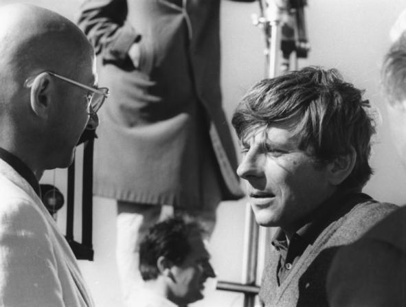 Donald Pleasence, Roman Polanski