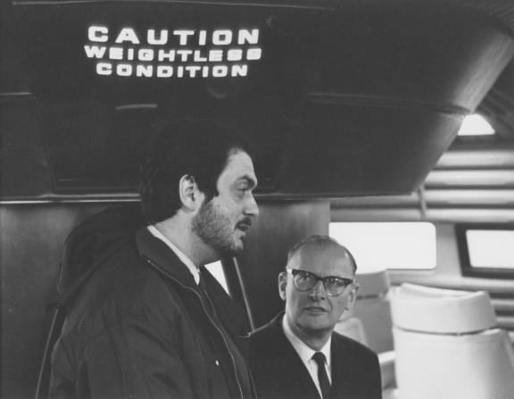 Stanley Kubrick, Arthur C. Clarke