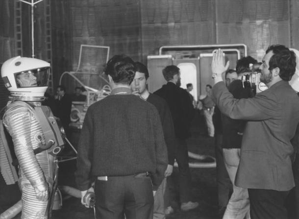 Sean Sullivan, Anthony Frewin, Stanley Kubrick