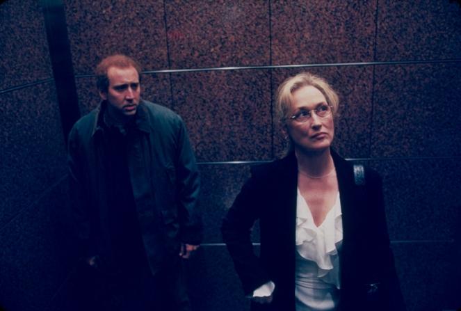 Nicolas Cage, Meryl Streep