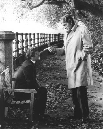 Patrick Troughton, Gregory Peck