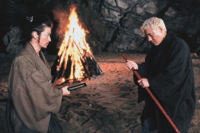 Tadanobu Asano, Takeshi Kitano