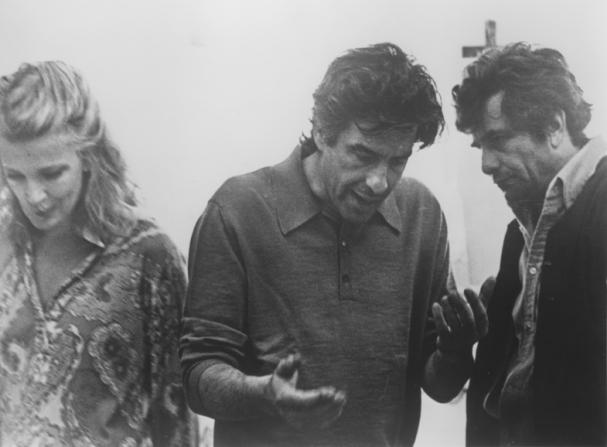 Gena Rowlands, John Cassavetes, Peter Falk