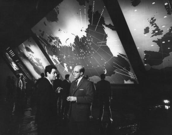Stanley Kubrick, Peter Sellers
