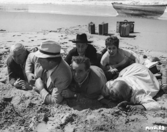 Robert Morley, Humphrey Bogart