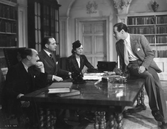 Rex Harrison, Cecil Parker