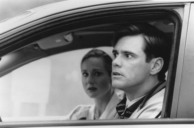 Laura Linney, Jim Carrey